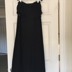 Athleta Long maxi skirt